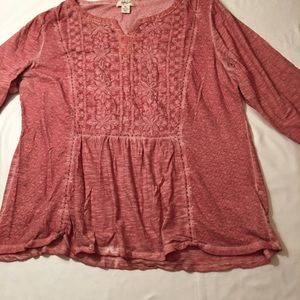 NY & CO BLOUSE